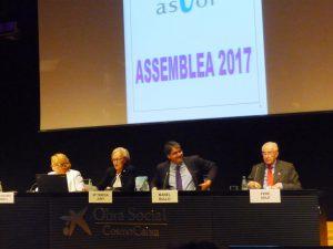 ASSEMBLEA D'ASVOL 2017